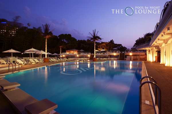 POOL by NIGHT THE